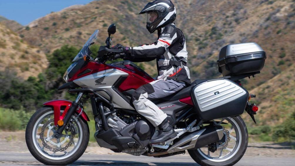 1. Honda NC750X 2021