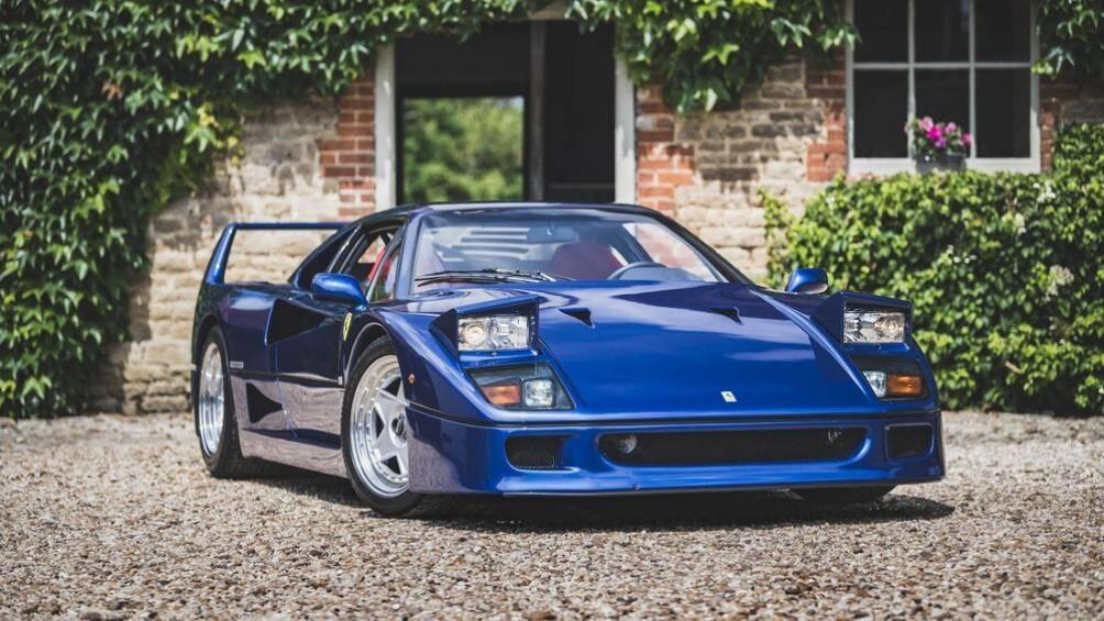 Mới đây, chiếc Ferrari F40 hàng hiếm này đã được bán với giá 1,38 triệu USD, trở thành xe có giá cao nhất trong một sự kiện đấu giá trực tuyến