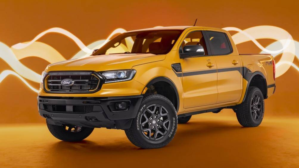Dựa trên cảm hứng từ những chiếc xe Ranger Splash sản xuất từ những năm 1990, Ford vừa tung ra gói ngoại thất mới cho chiếc bán tải Ranger