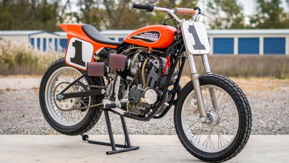 2. Harley-Davidson XR750