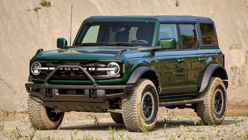 1. Ford Bronco 2021