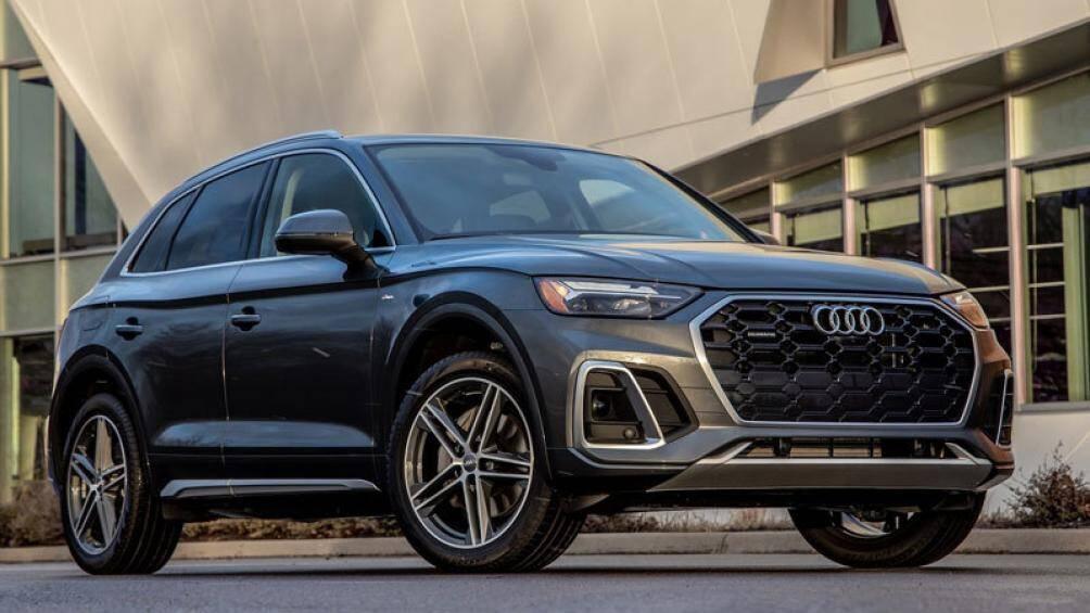 1. Audi Q5 2021