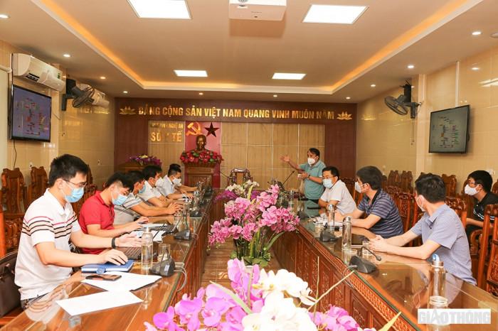 Chuyện chưa kể ở sở chỉ huy phòng chống dịch Covid-19 tỉnh Nghệ An 1
