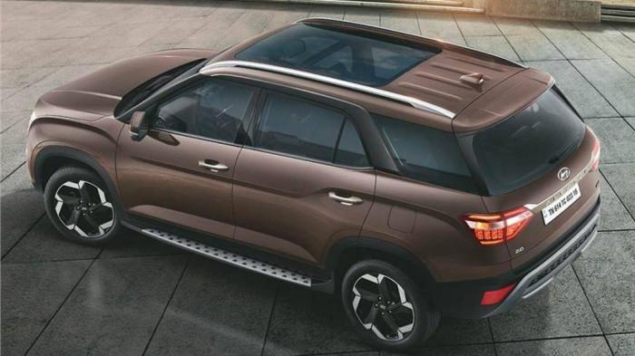 Xe 7 chỗ Hyundai Alcazar 2021 giá rẻ tạo cơn sốt sau khi ra mắt 2