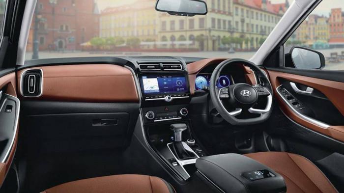 Xe 7 chỗ Hyundai Alcazar 2021 giá rẻ tạo cơn sốt sau khi ra mắt 4
