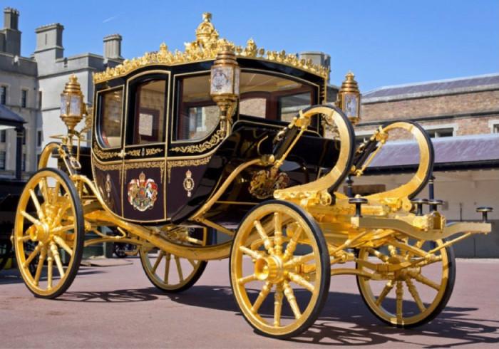 Xe ngựa Hoàng gia Châu Âu có gì bí mật? 1