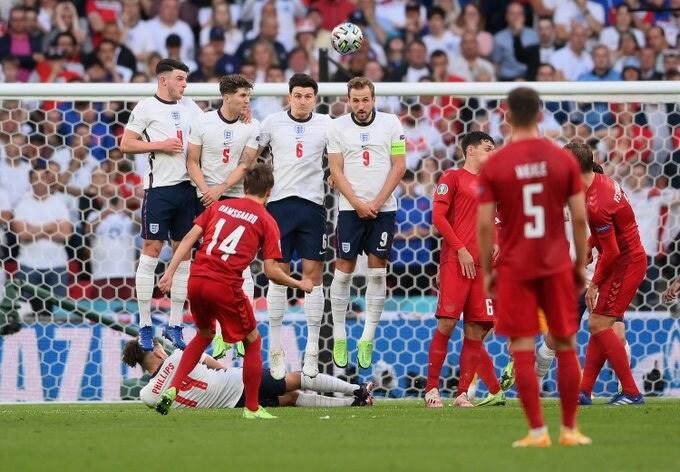 kết quả anh vs Đan mạch: penalty nghiệt ngã, cái kết đắng ngắt
