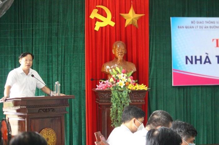 Các đơn vị dự án Cam Lộ - La Sơn hỗ trợ 720 triệu đồng xây nhà tình nghĩa 4