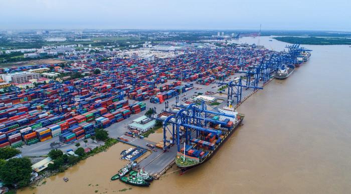 cảng cát lái dừng tiếp nhận nhiều loại hàng do container tồn đọng quá lớn