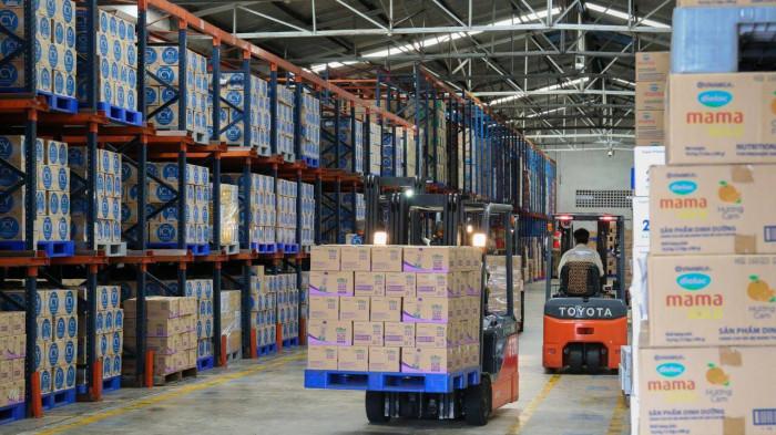 vinamilk triển khai chương trình trợ giá mùa dịch lên đến gần 170 tỷ đồng
