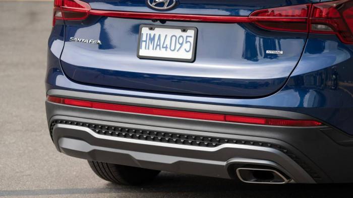 Lộ diện Hyundai SantaFe phiên bản mới XRT, giá 741 triệu đồng 15
