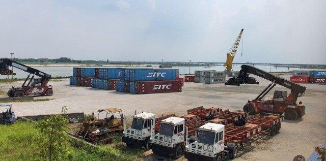 bộ gtvt công bố mở cảng cạn tân cảng quế võ