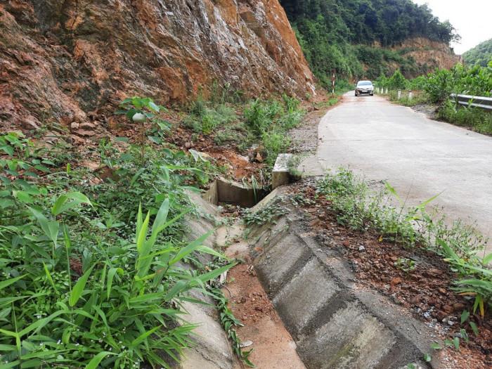 Quảng Ninh: Bất cập đường tránh lũ nguy cơ bị cắt đứt vào mùa mưa lũ 7