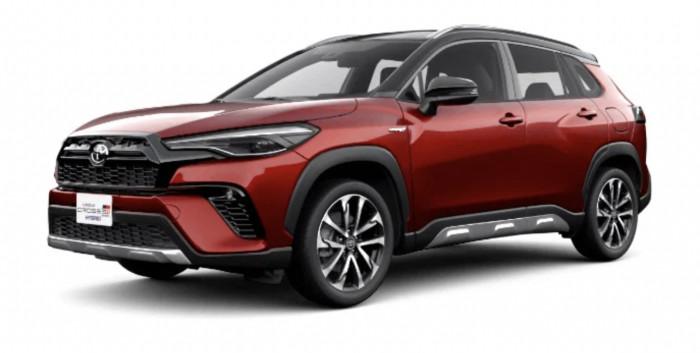 Chi tiết Toyota Corolla Cross GR-Sport vừa ra mắt, giá từ 719 triệu đồng 14