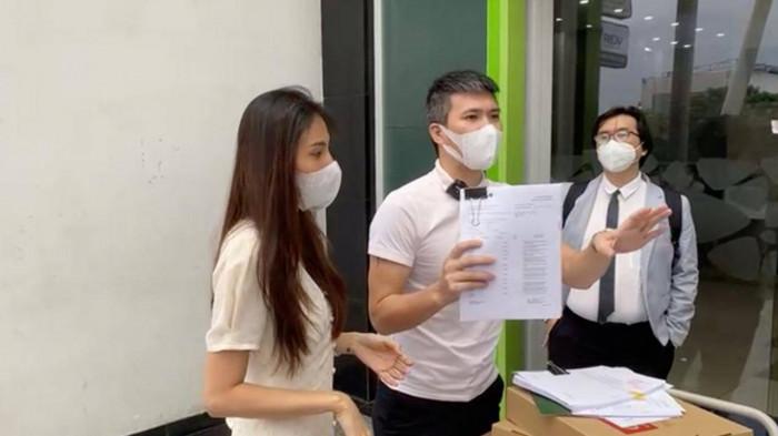 Thủy Tiên - Công Vinh: Sao kê 8 thùng giấy và kiện CEO vu khống, bịa đặt -  Baogiaothong.vn