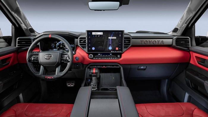 Bán tải Toyota Tundra 2022 trình làng, thêm phiên bản thể thao 2