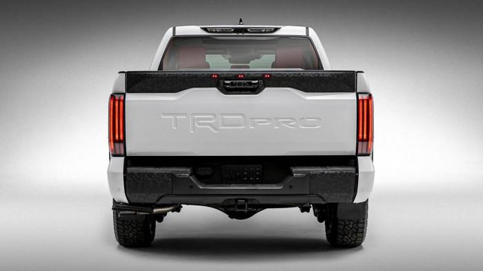 Bán tải Toyota Tundra 2022 trình làng, thêm phiên bản thể thao 3