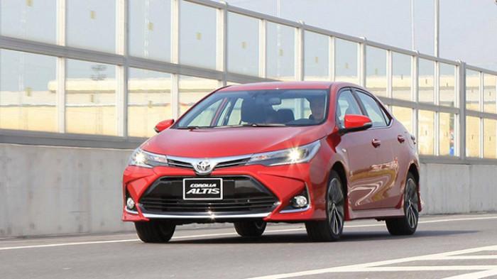 Khách mua xe Toyota Vios được hỗ trợ lệ phí trước bạ, tặng quà 5